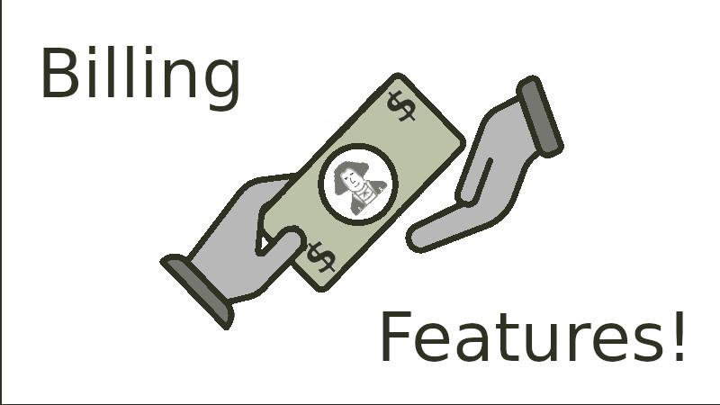 billing features